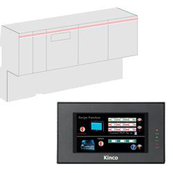 ABB AC500 und Kinco HMI MT4220TE