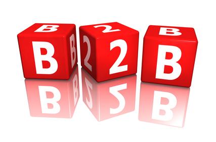 Online-Shop für Geschäftskunden