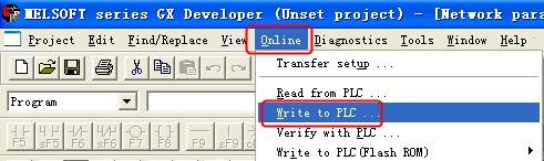 Mitsubishi Q Ethernet Write to PLC