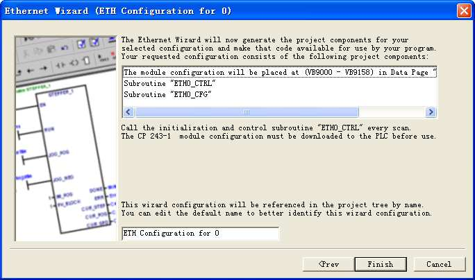 Kinco S7-200 Ethernet Datablock